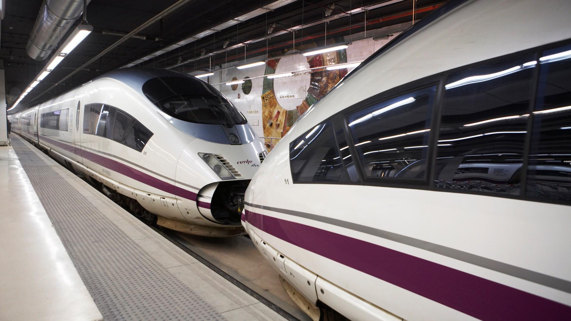 Tren Alta Velocitat