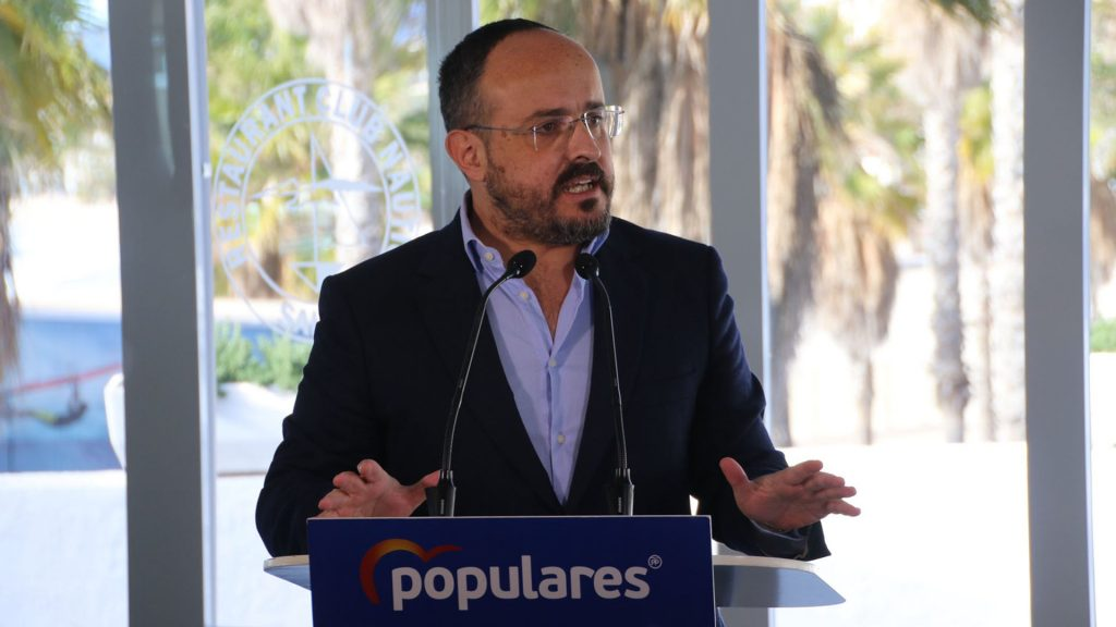 Alejandro Fernández candidat PP