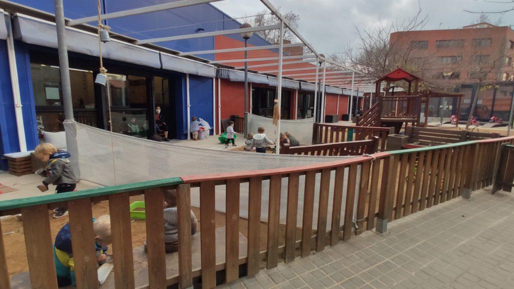 Nens Jugant Escola Bressol Municipal El bressol Poblenou