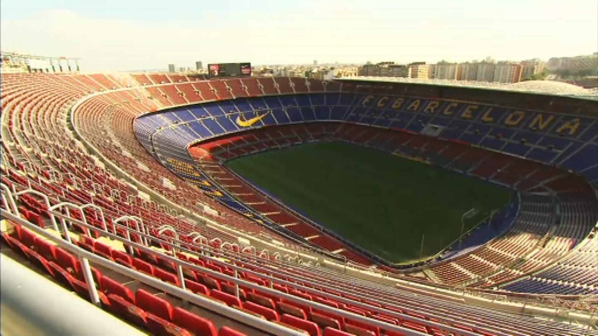Derbi Camp Nou