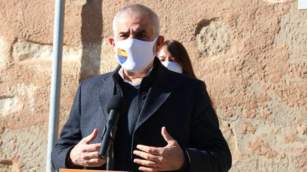 Carlos Carrizosa candidat ciutadans