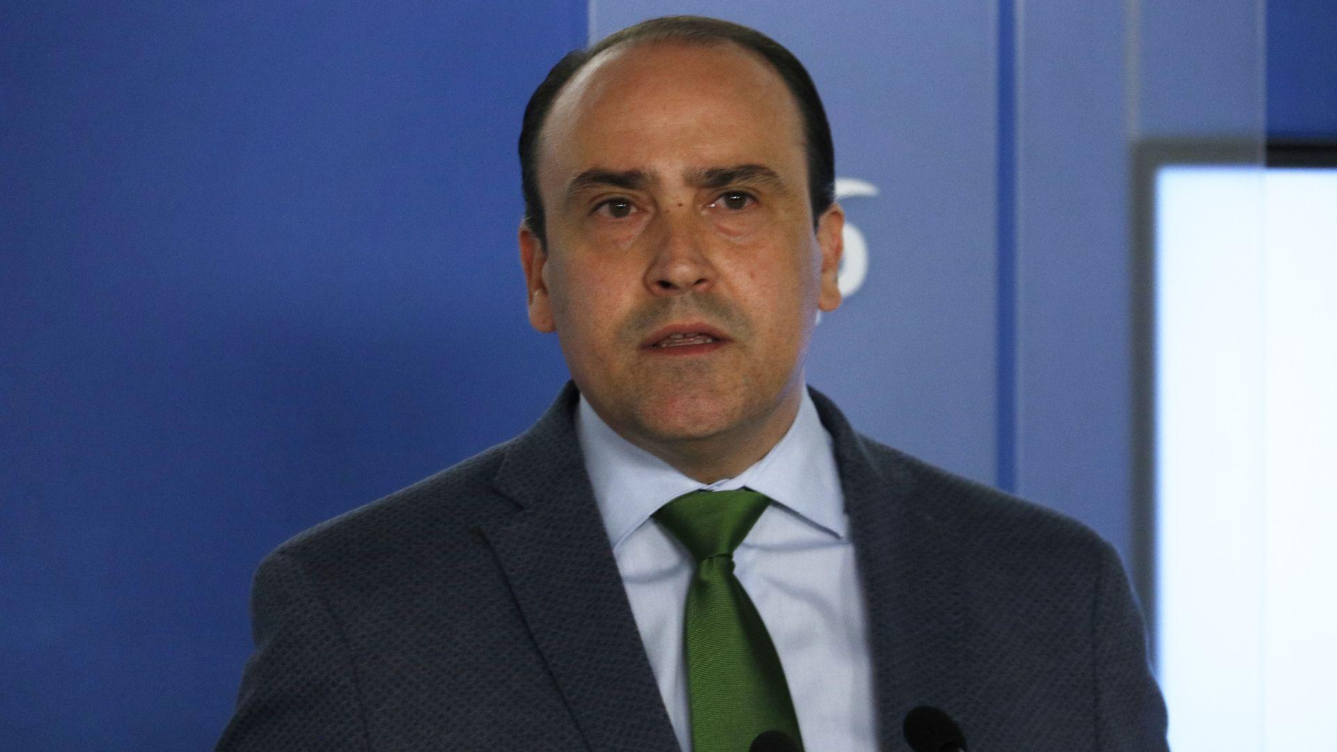 Investigan al diputado del PP Daniel Serrano por una presunta agresión sexual