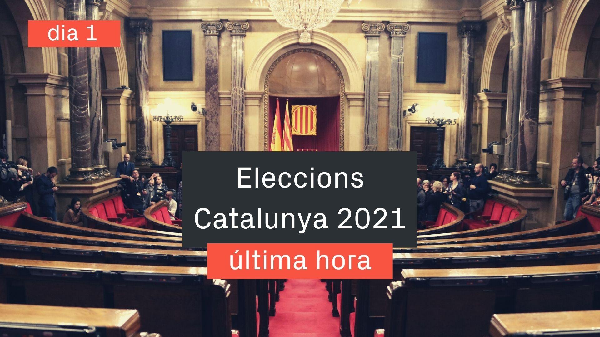 eleccions catalunya 2021 última hora