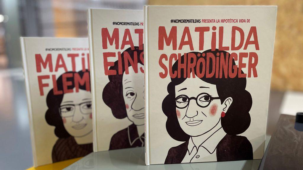 Llibres de la campanya No More Matildas