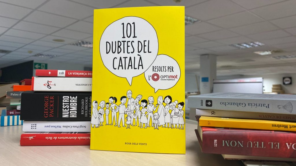 llibre optimot 101 dubtes del català