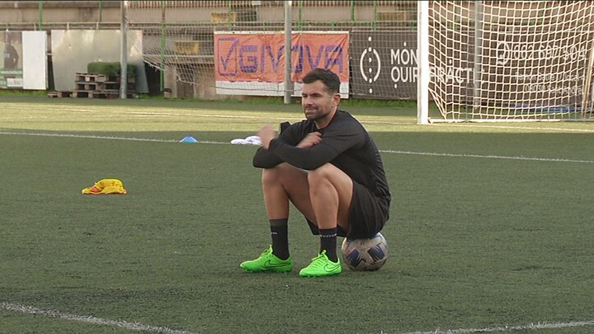 Cristian Garcia deixa el Sant Andreu