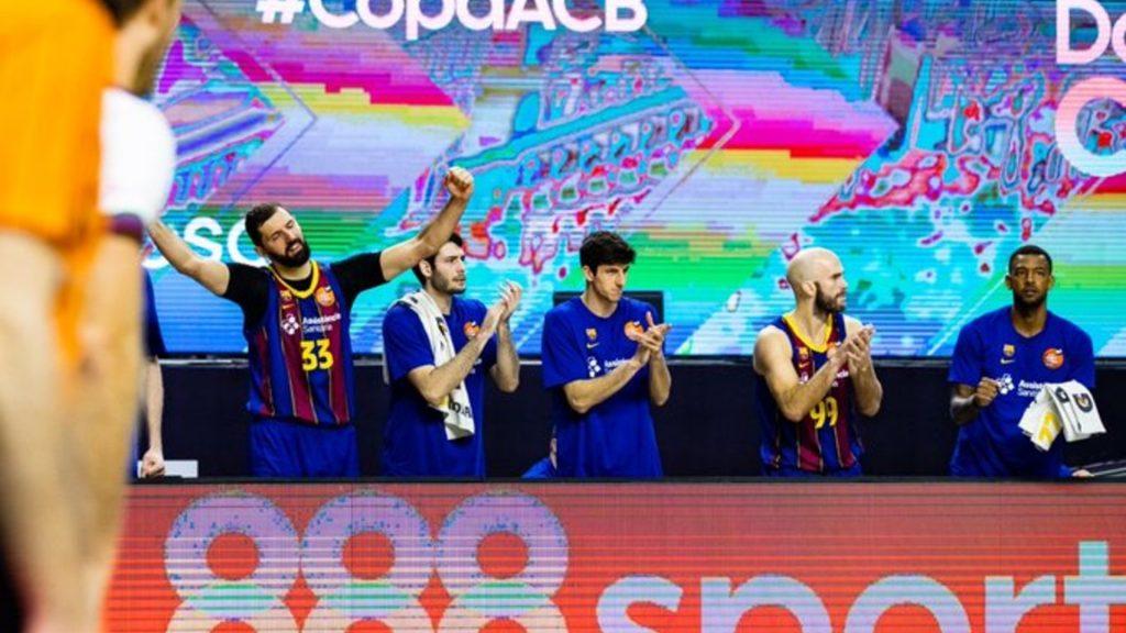 Barça Copa del Rei Unicaja