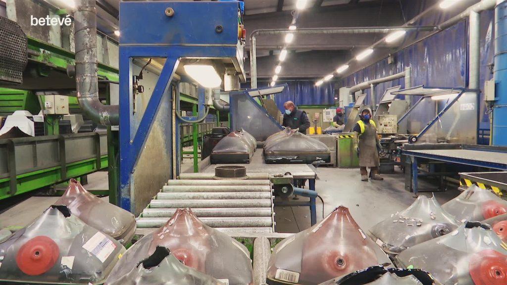 FB electrorecycling residus electrics 2 febrer 2021