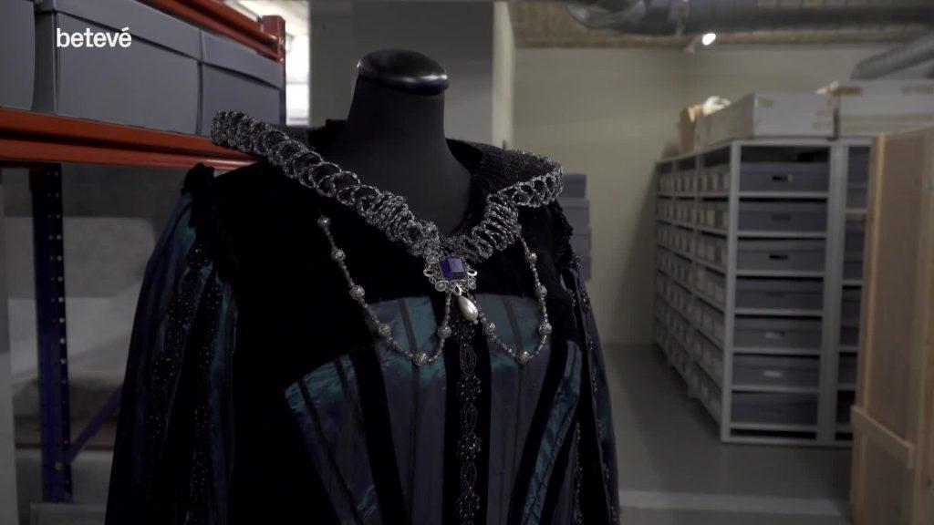 VPA museu arts esceniques vestit caballe febrer 2021