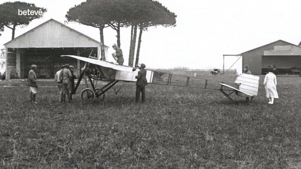 VPA primer vol a motor
