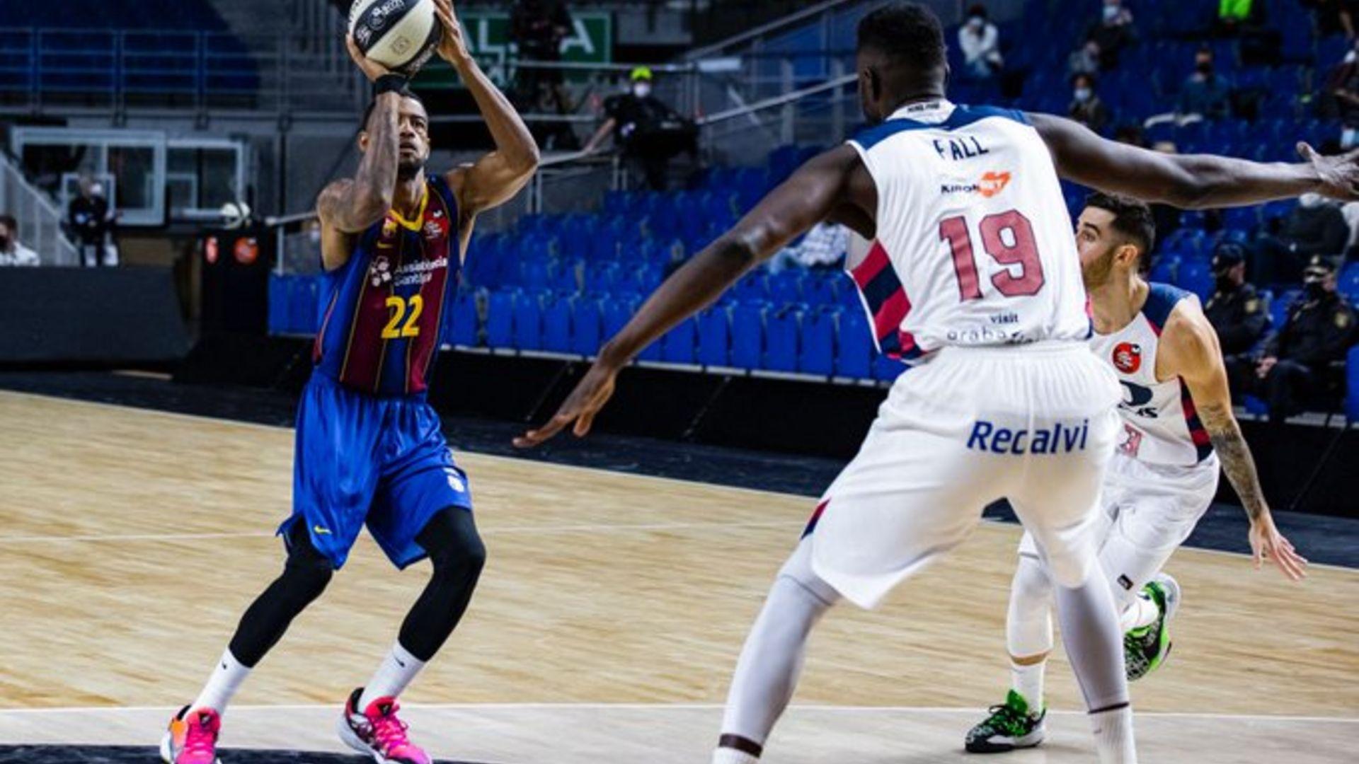 Copa Rei Barça bàsquet