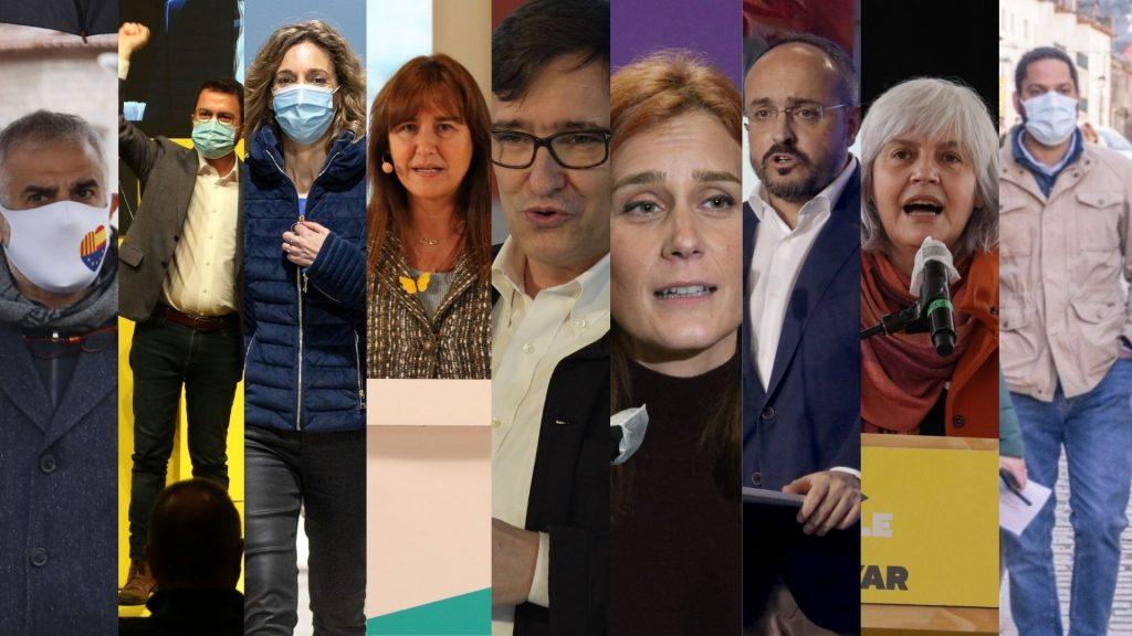 candidats eleccions 14 febrer dia 10 campanya