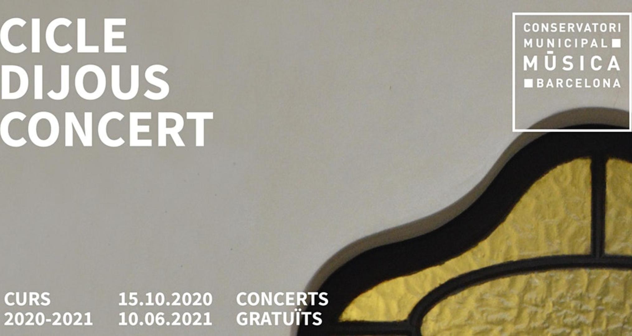 concerts conservatori