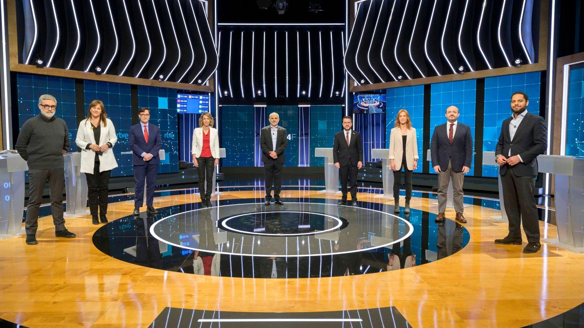 debat tve eleccions 14f
