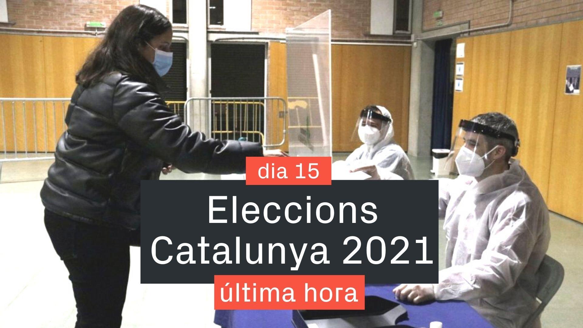 directe eleccions catalunya 2021