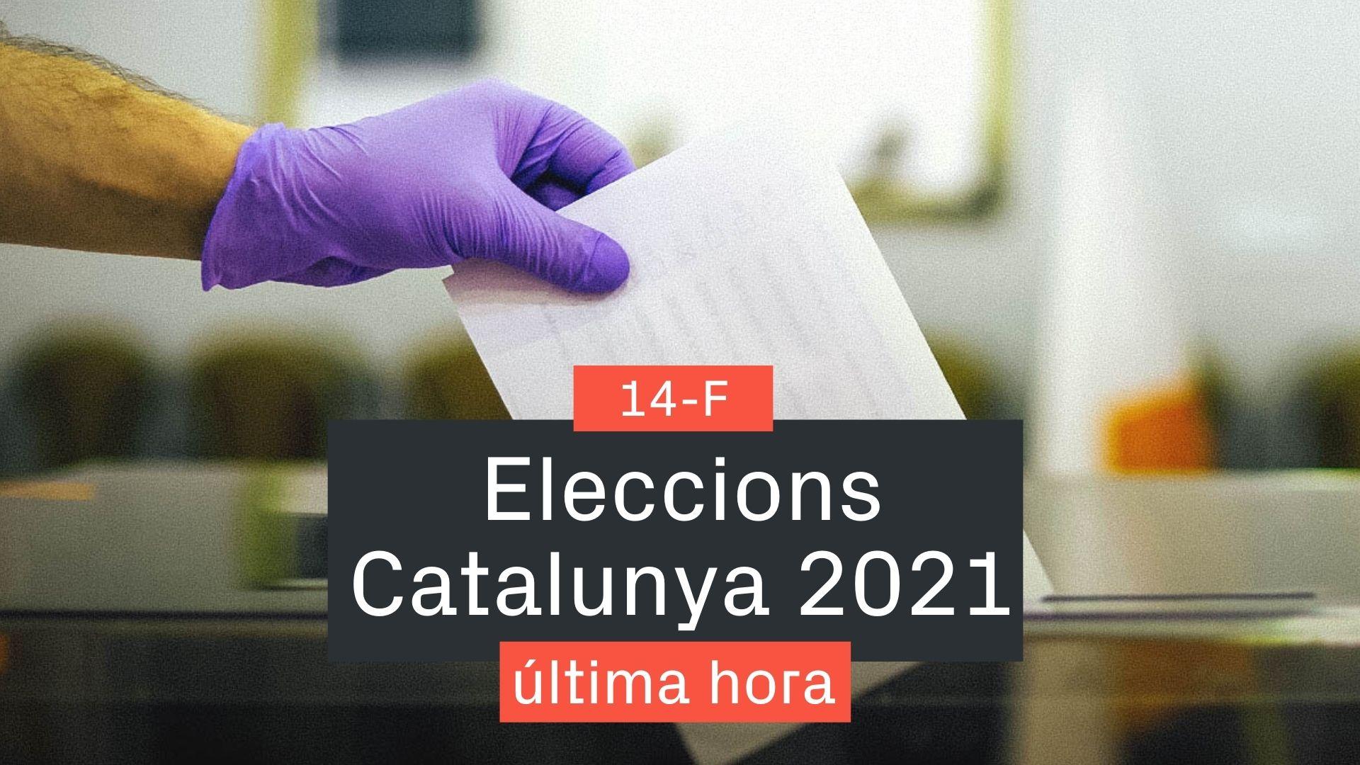 Eleccions Catalunya 2021 última hora 14F directe