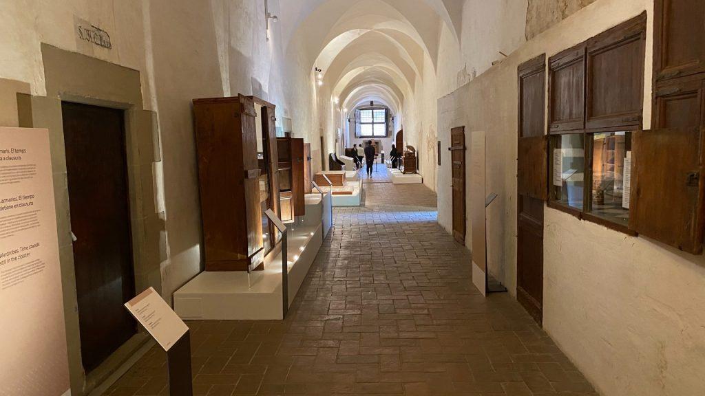 exposició infermeria monestir Pedralbes