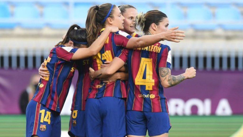 Copa Reina Barça femení