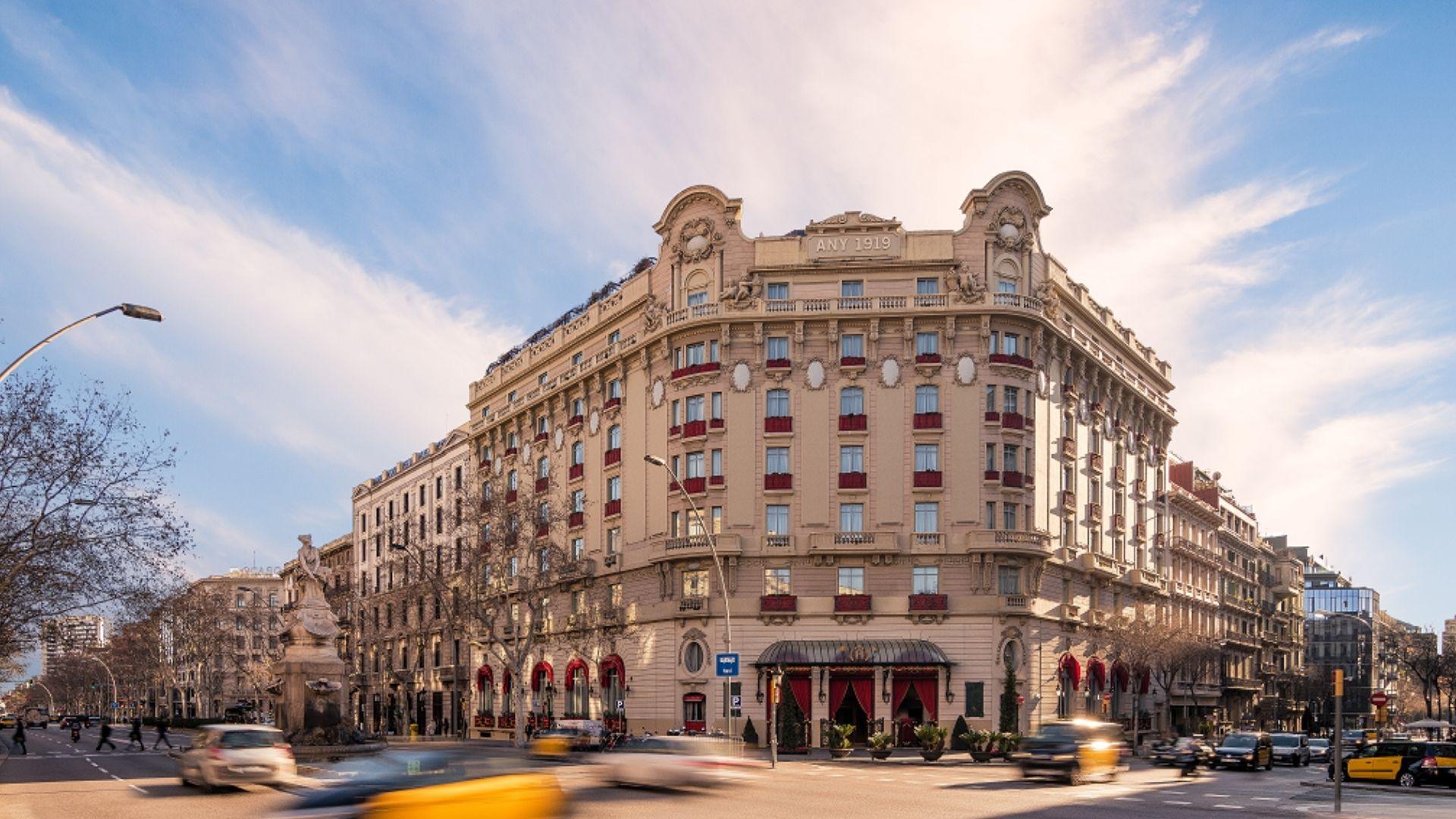 Hotel Palace façana