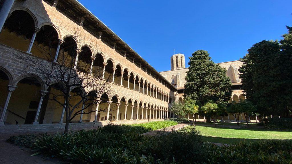 monestir Pedralbes