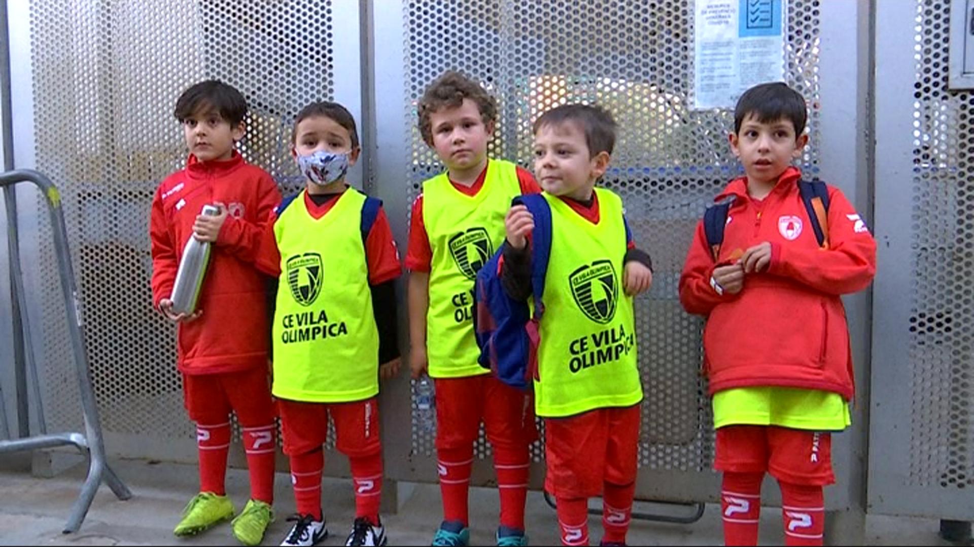 equip escolar futbol