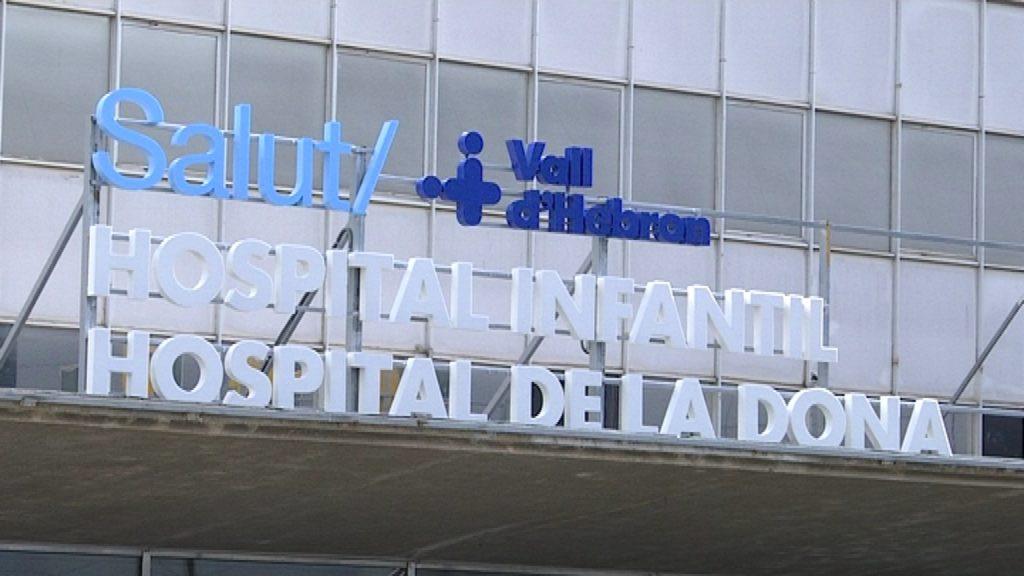hospital de la dona Vall d'Hebron
