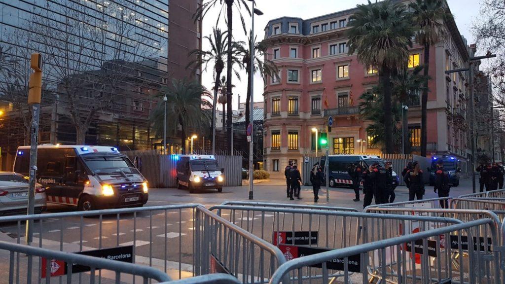 departament interior blindat mossos esquadra
