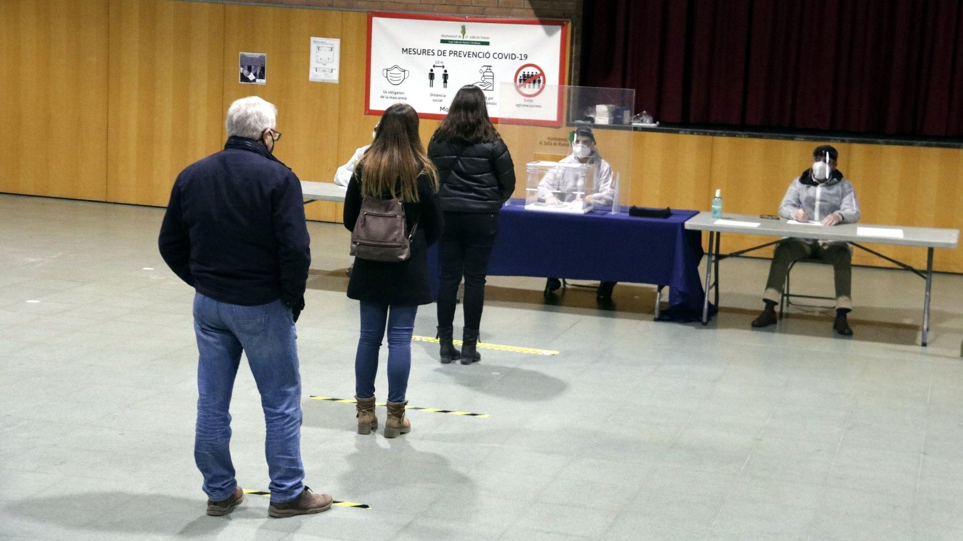 votacions covid 14-f simulacre
