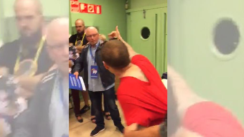 agressio feixistaeleccions municipals 2019