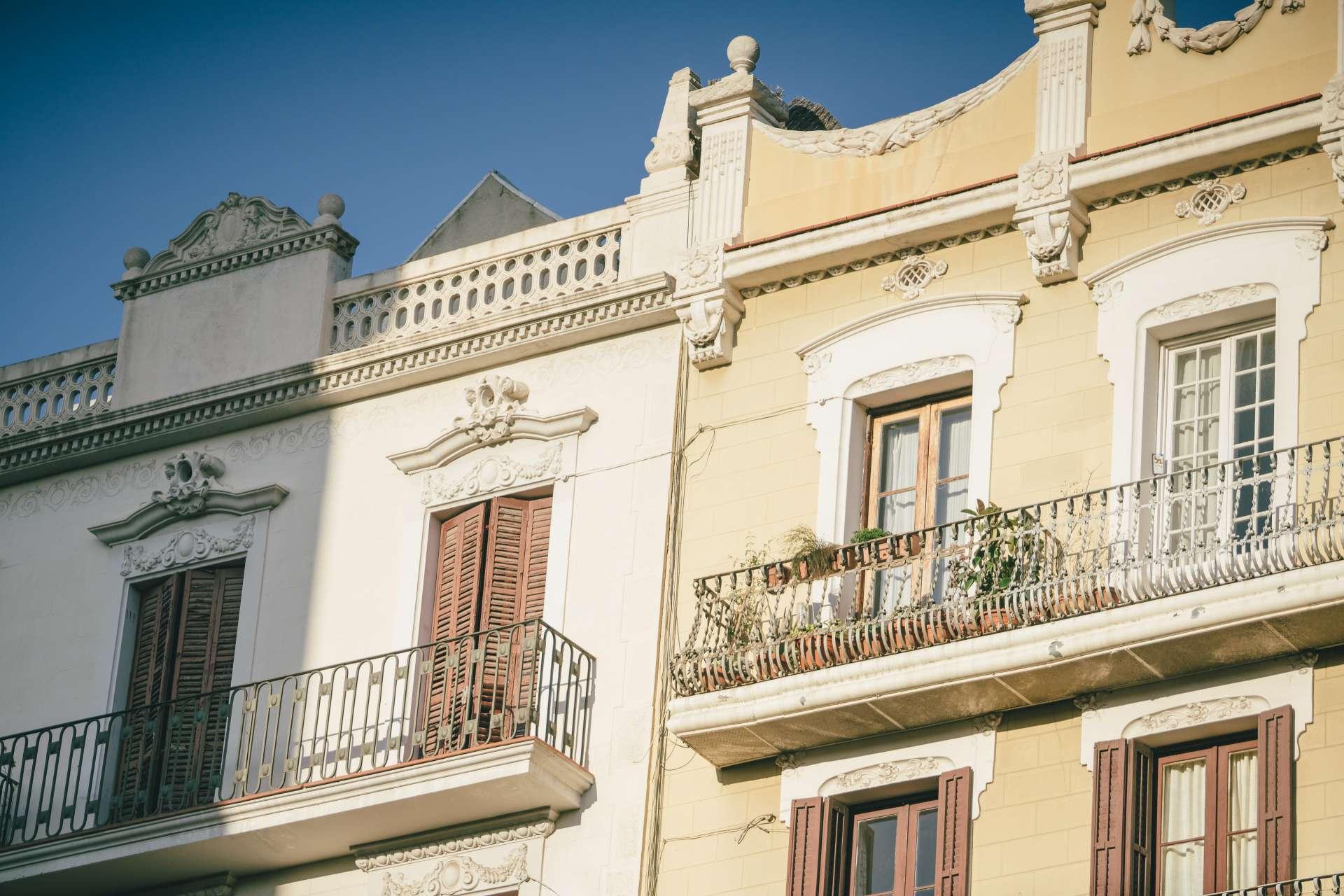 Habitatges a la Vila de Gràcia
