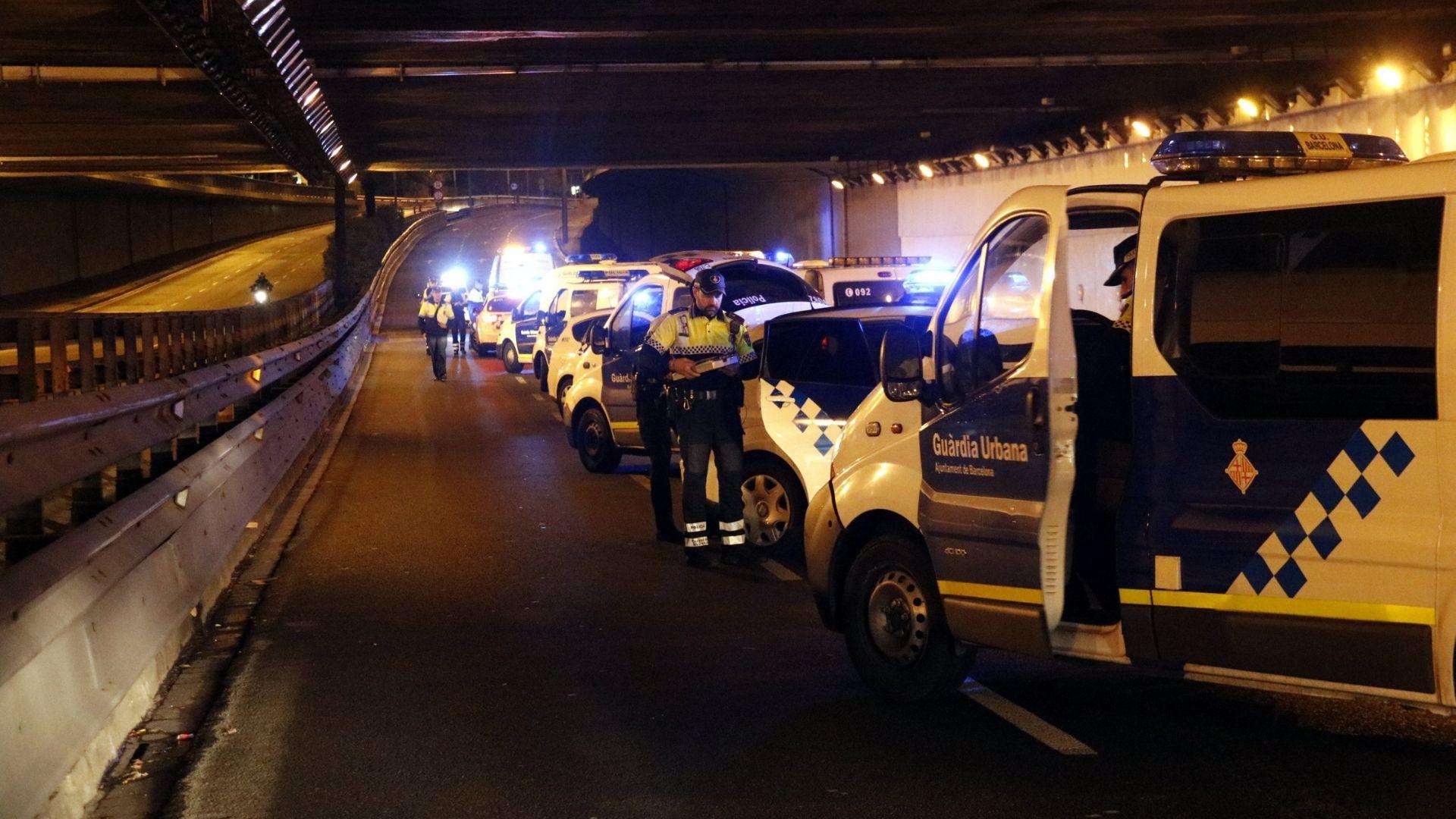 control alocholèmia guàrdia urbana