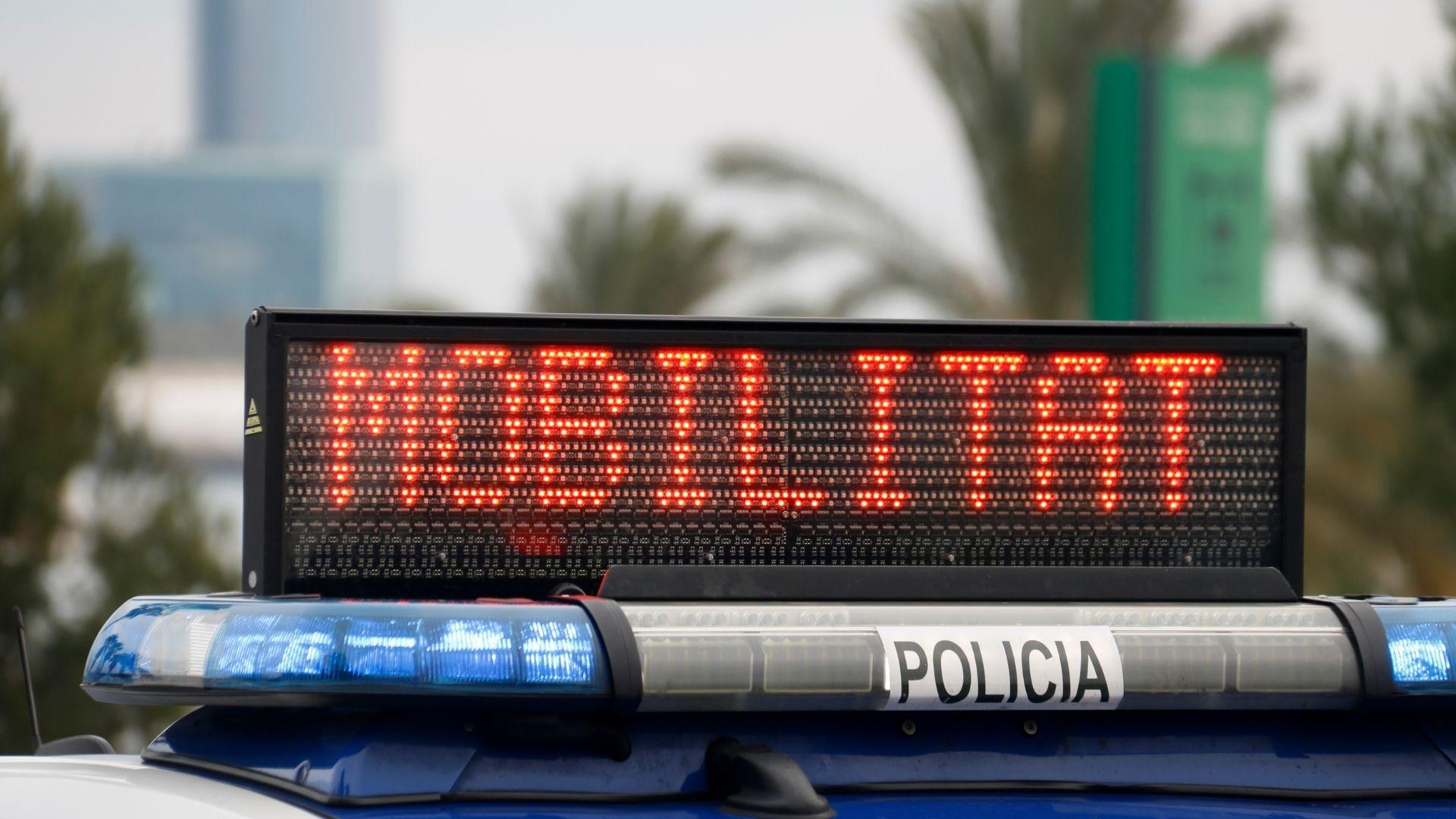 control policial mobilitat confinament