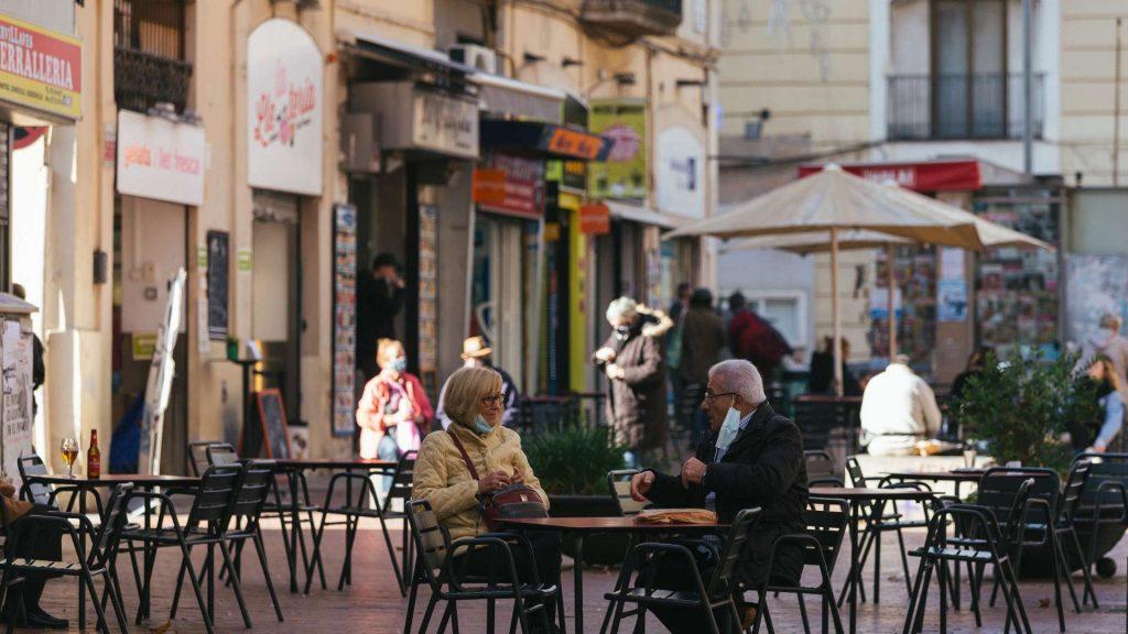 terrassa restaurant bar al Clot