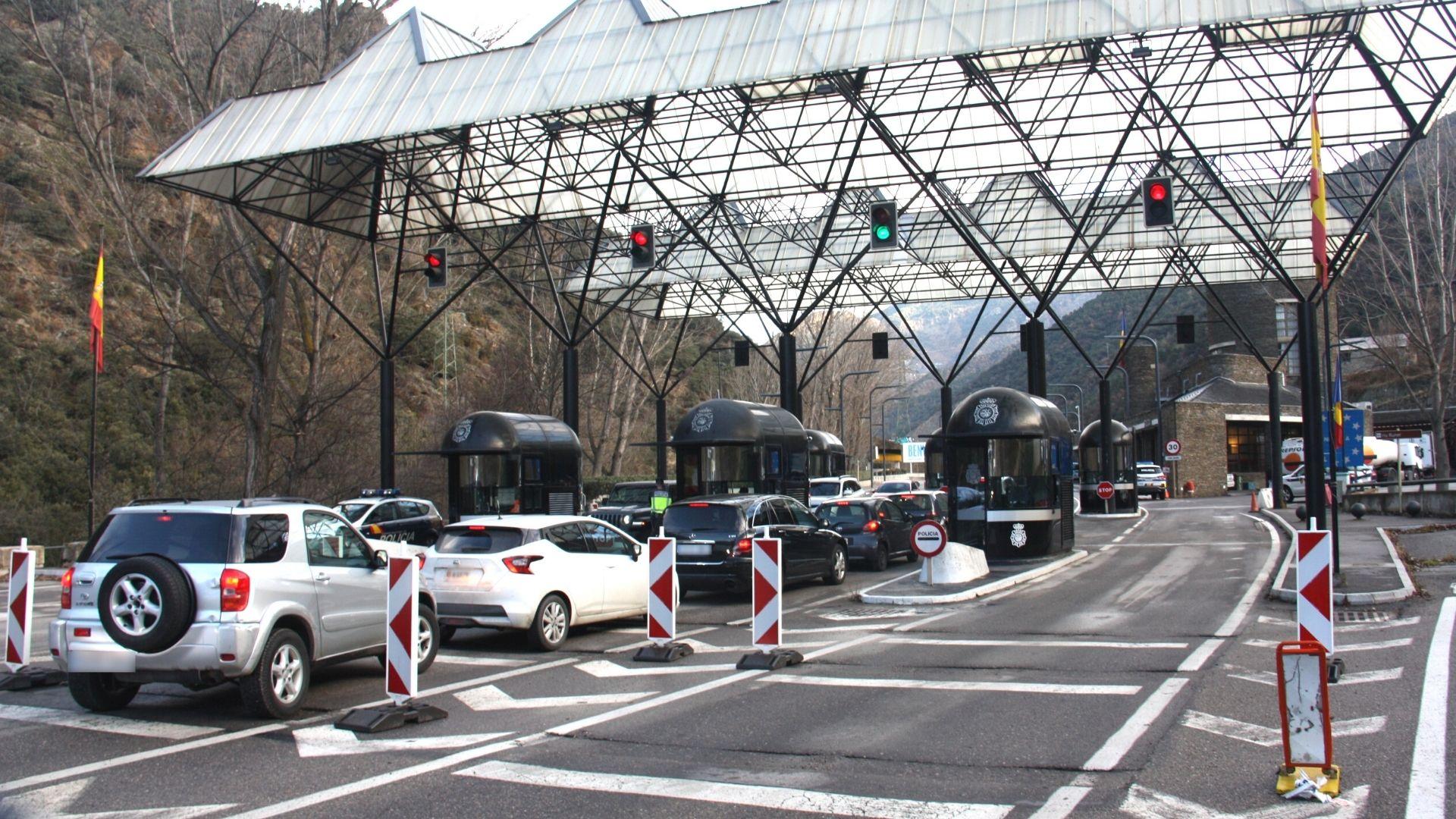 mobilitat Andorra i Catalunya per Setmana Santa