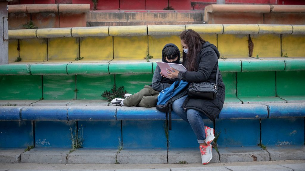 Famílies pobresa Barcelona