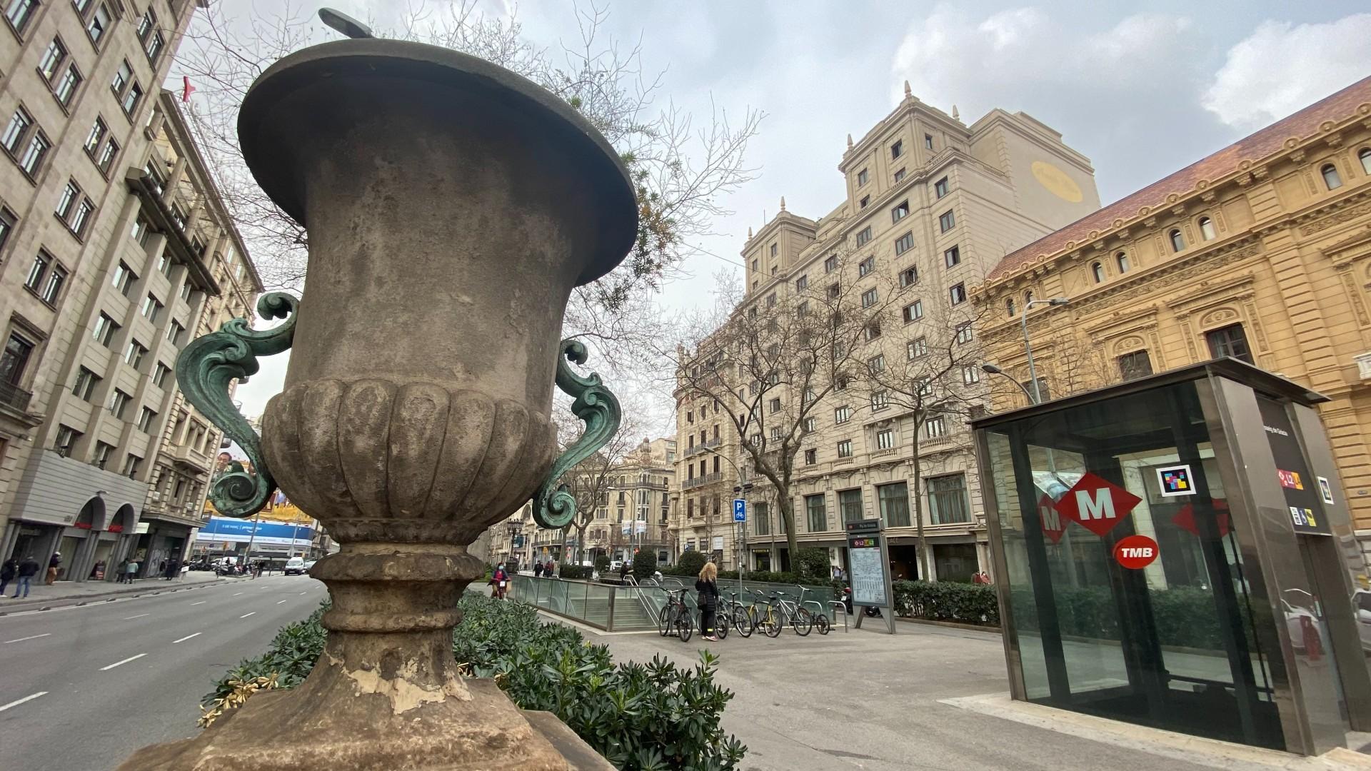 jardins reina Victòria Eugènia