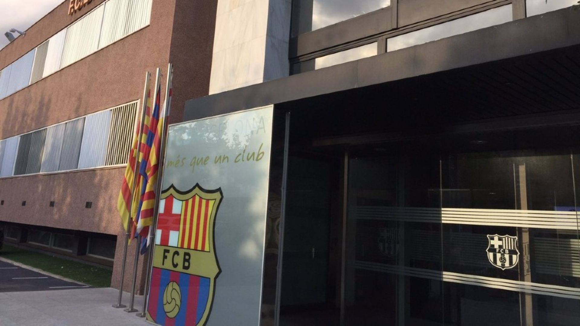 Oficines FC Barcelona