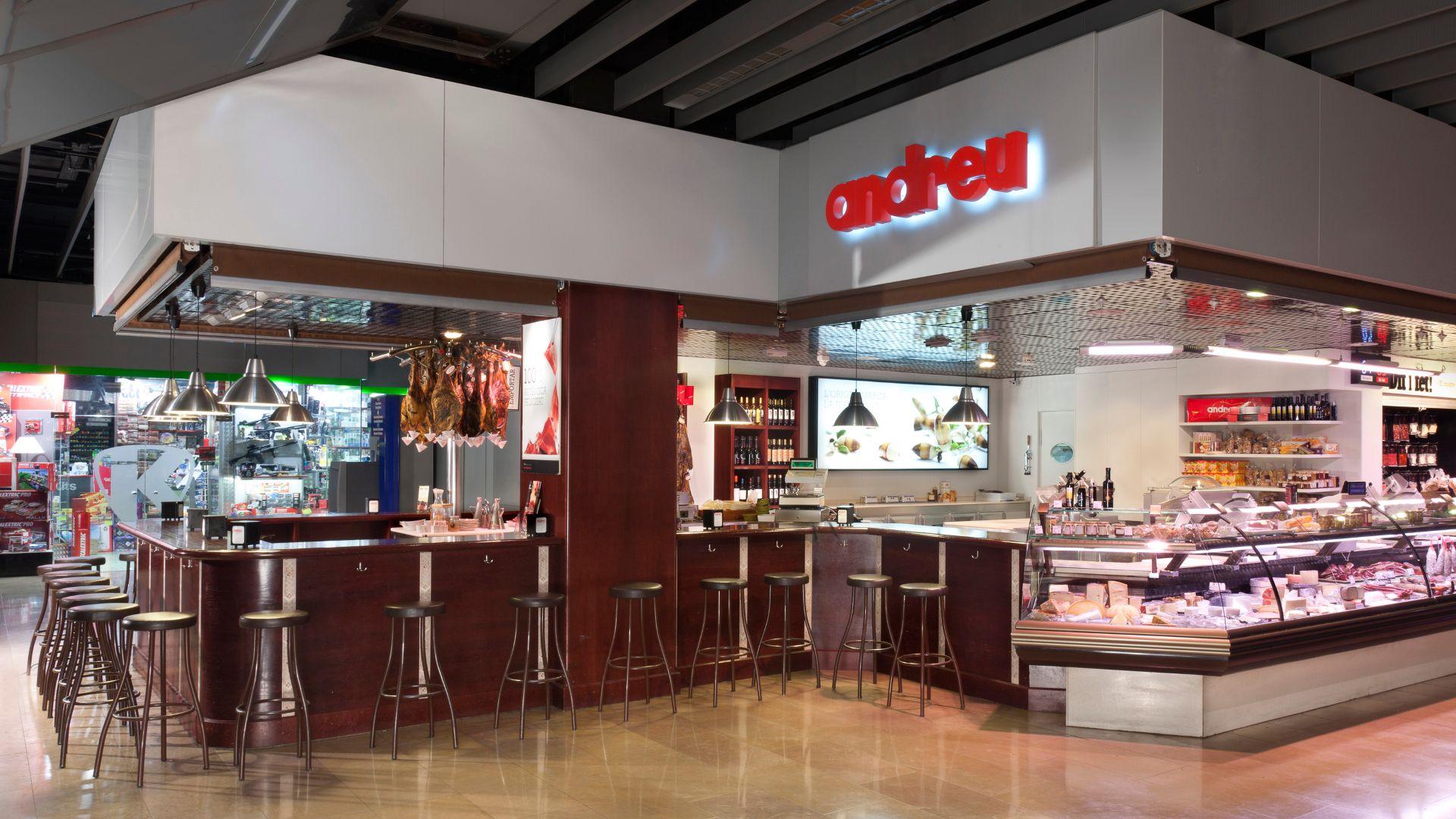 Restaurant Andreu Centre Comercial Illa