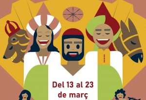 festes de sant josep oriol 2021 cartell