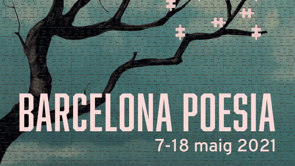 Barcelona Poesia 2021 cartell fragment
