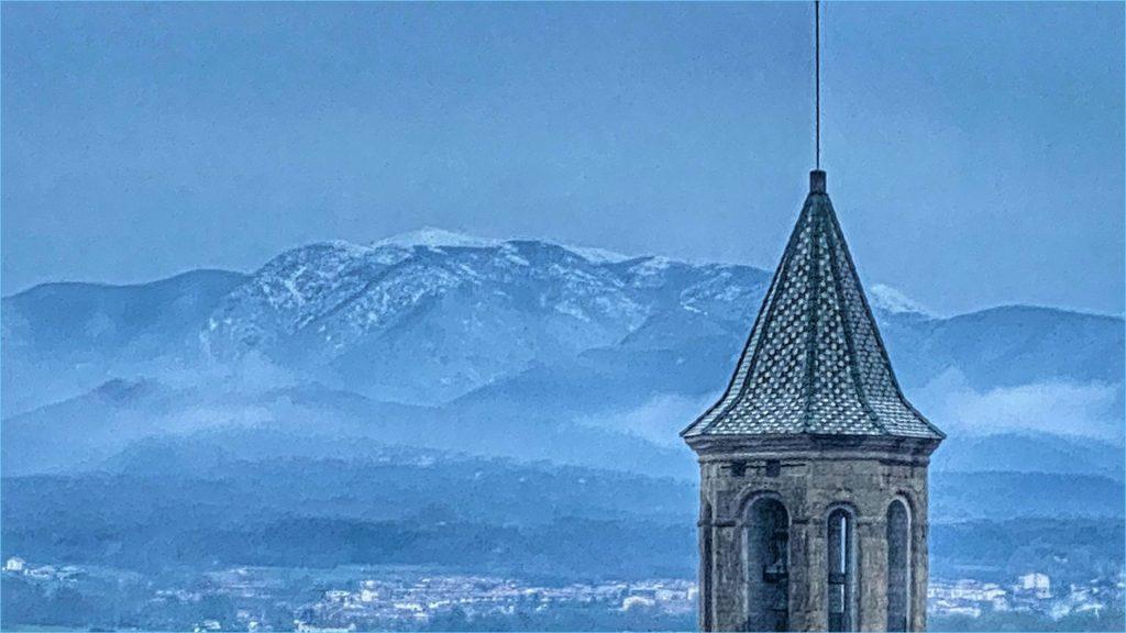 Montseny nevat des d'Osona.