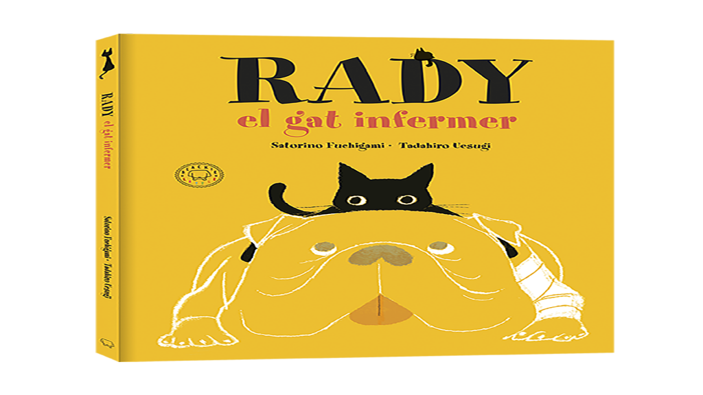 Rady, el gat infermer