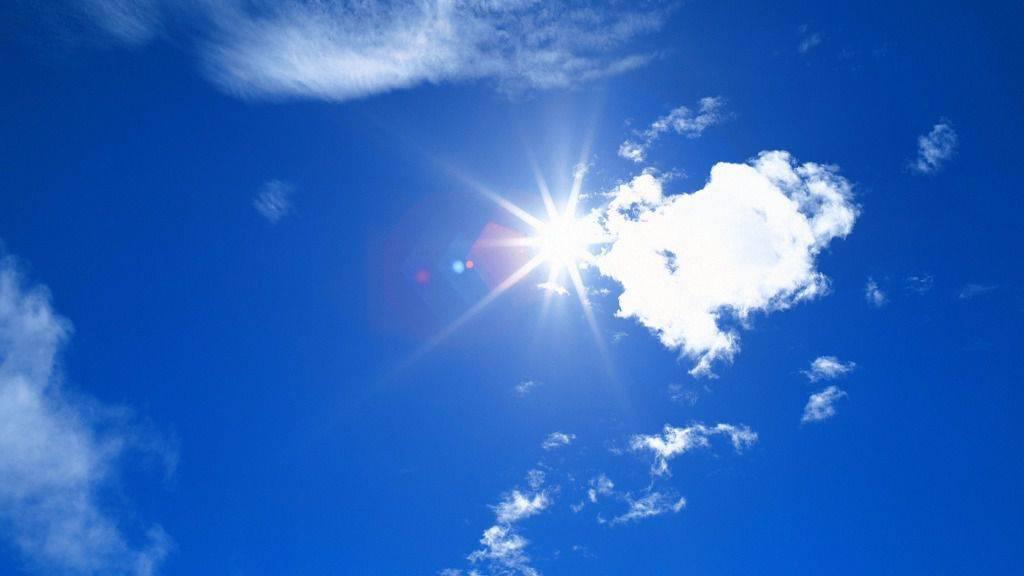 sol i calor a l'estiu