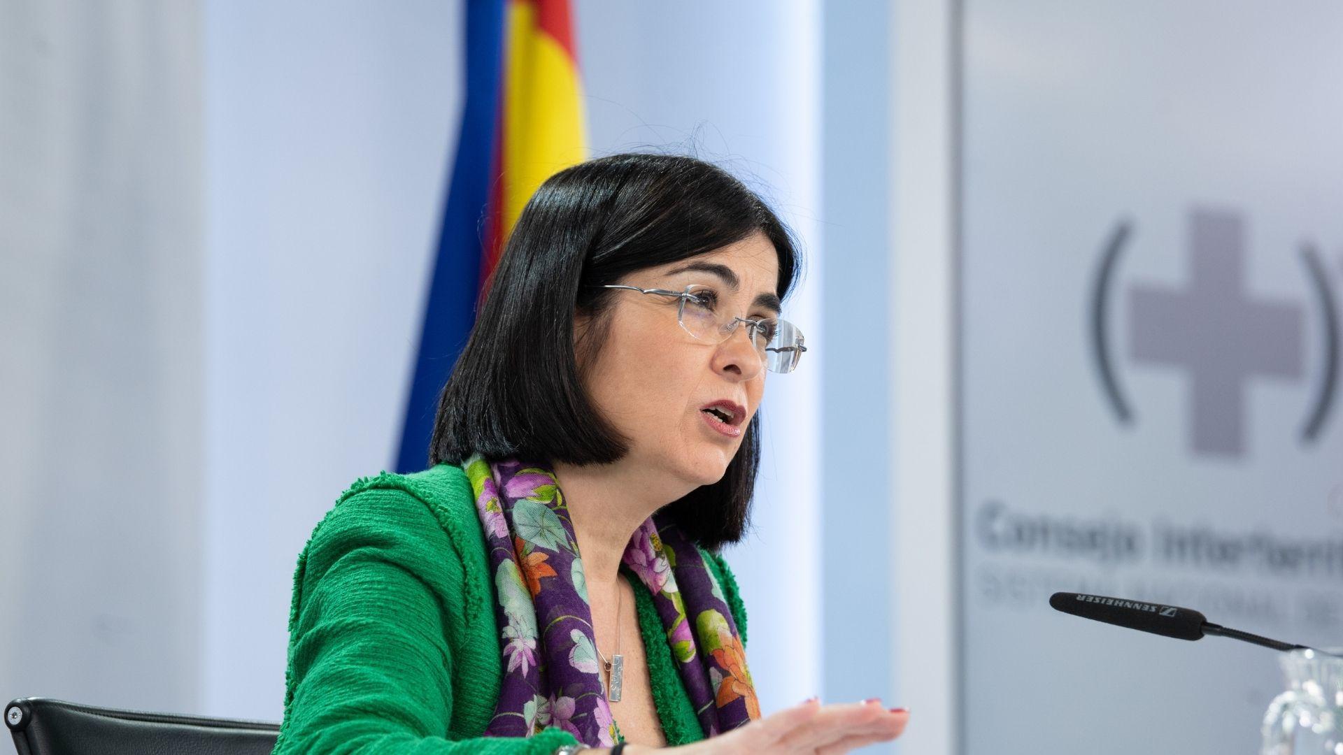 Carolina Darias ministra Sanitat