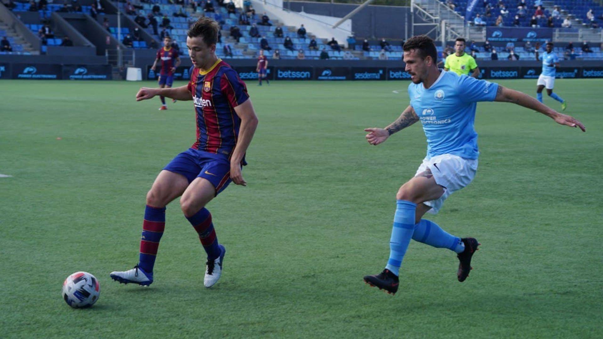 Eivissa - FC Barcelona B