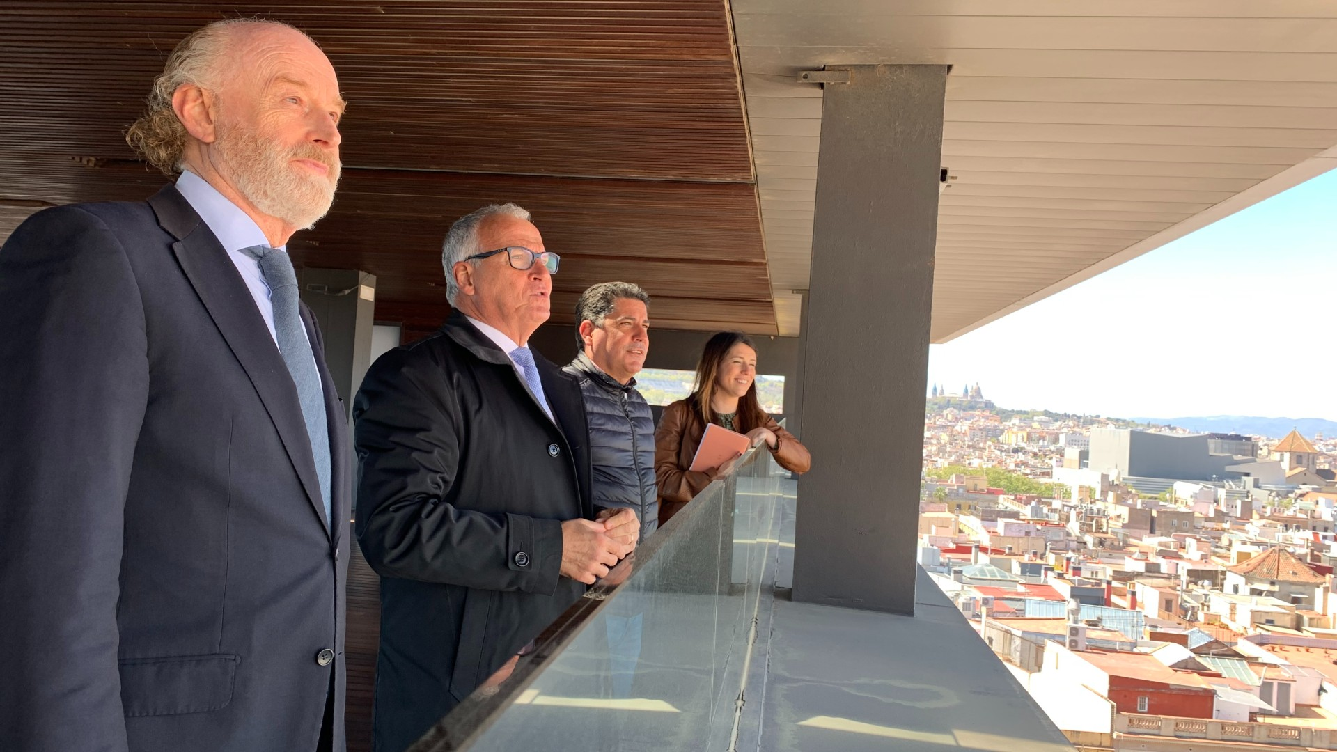 Josep Bou PP consellers districte