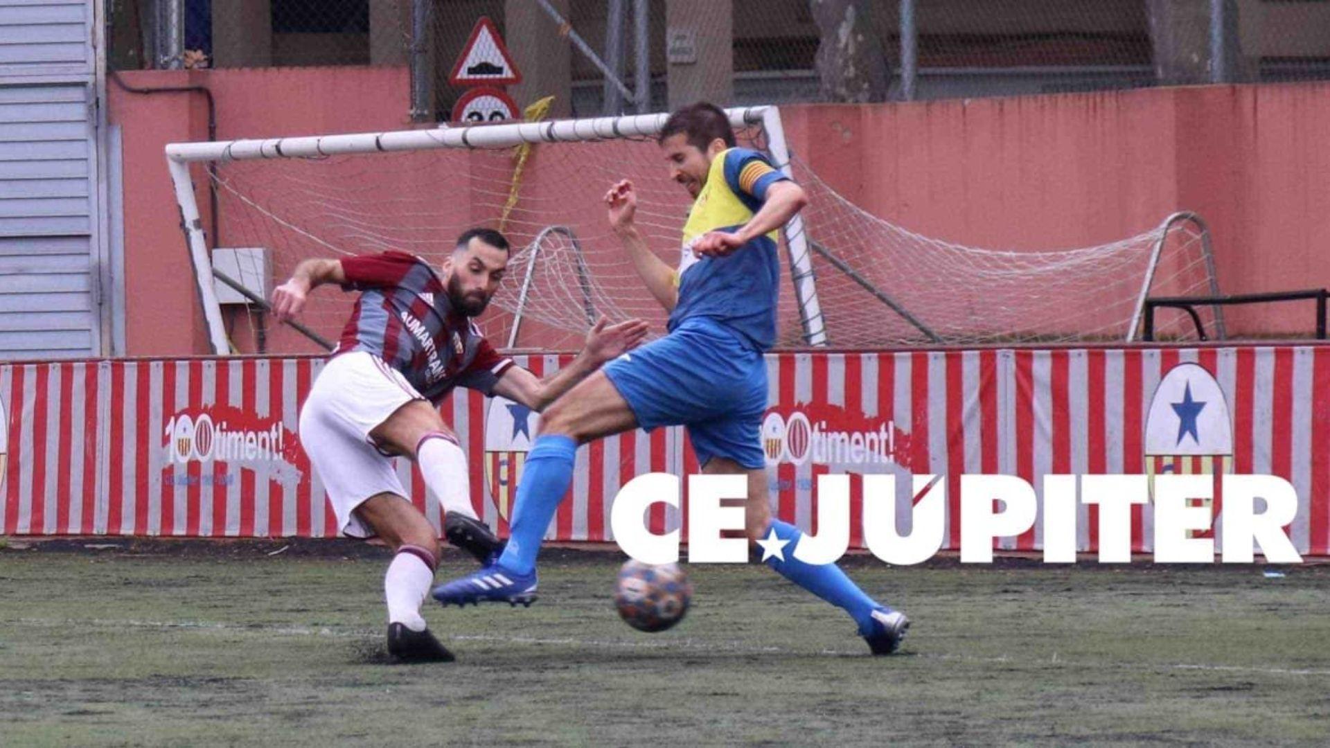 Júpiter - Sabadell Nord (2-1)