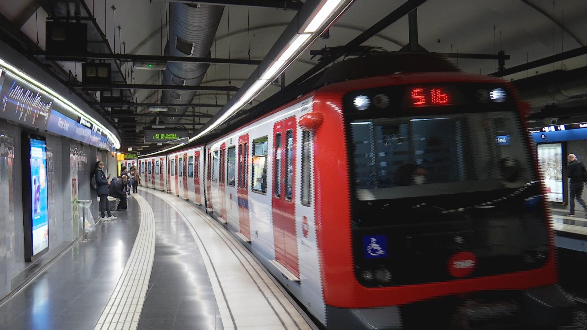 vagons metro