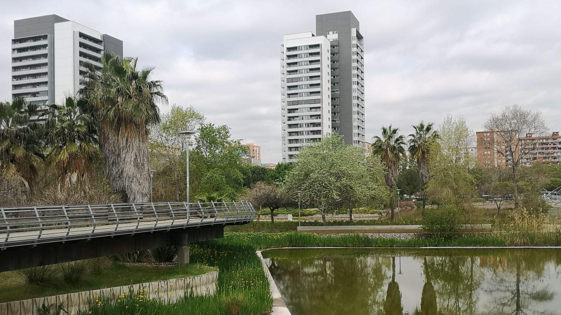 refugi biodiversitat parc diagonal mar