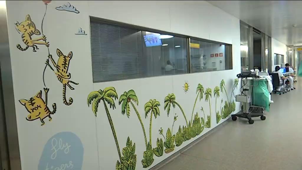 reforma Servei Oncologia Vall d'Hebron